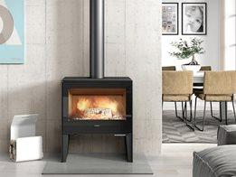 Hergom: Award winning Spanish cast iron wood heaters