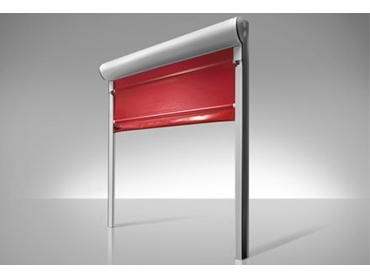 Reliable, versatile and strong Rapid Roll Doors from Automatic Doors