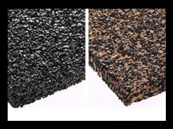 Acoustic Underlay with Optimal Sound Absorption