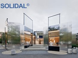 SOLIDAL® architectural metals Anodised & Top Bright® Mirror