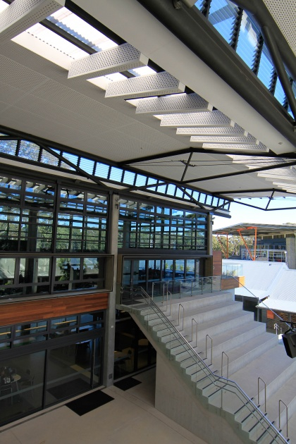Wmk Architecture Adopt Innovative Mixed Mode Ventilation