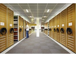 Mobile Shelving and Library Shelving from Bosco Storage Solutions