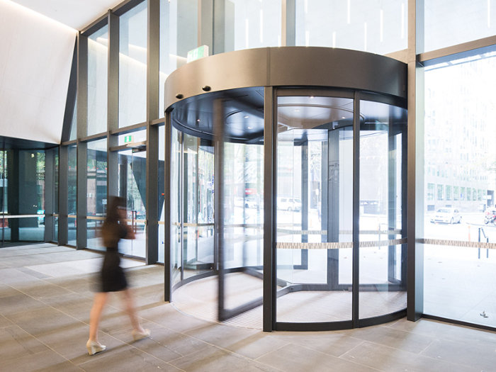 Revolving Door Systems