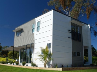 Commercial and residential modular homes for housing and village accommodations