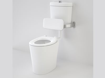 Product image of Caroma Care Cleanflush toilet with wheelchair support