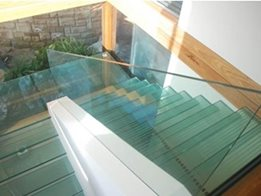 Custom curved and flat glass