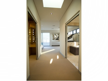 Euro Cav doors create a seamless flow between rooms and give the impression of space