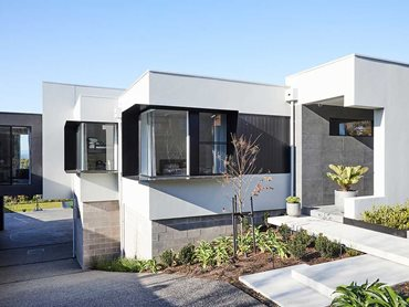 Hebel sets the standard for high quality finishes