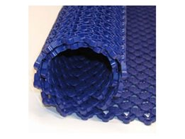 Interlocking Lagune No. 090 Wet Area Anti-Fatigue Matting from General Mat Company
