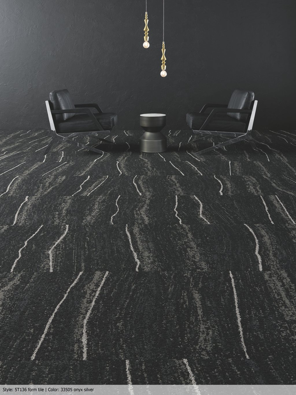 Shaw Contract 'Noble Materials': Luxury and opulence in carpet tile and broadloom