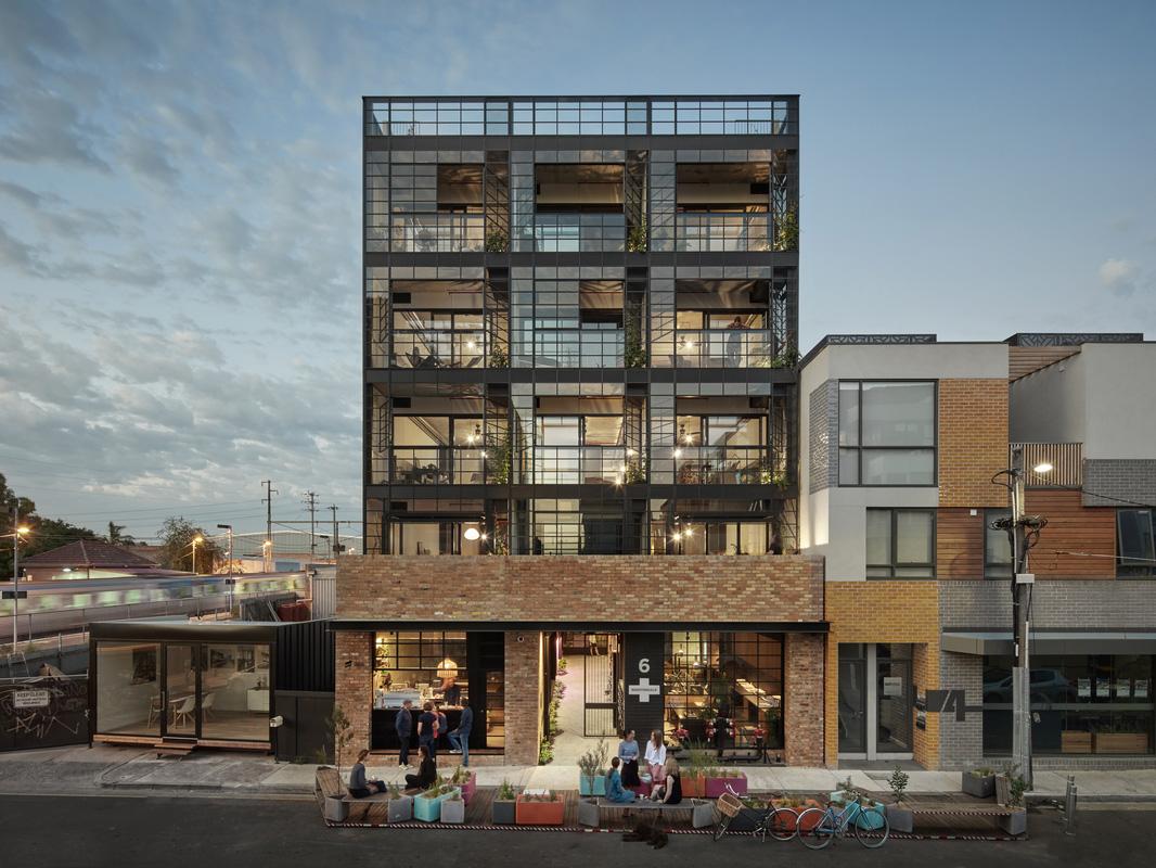 Nightingale 1 Melbourne S First Utopian Building