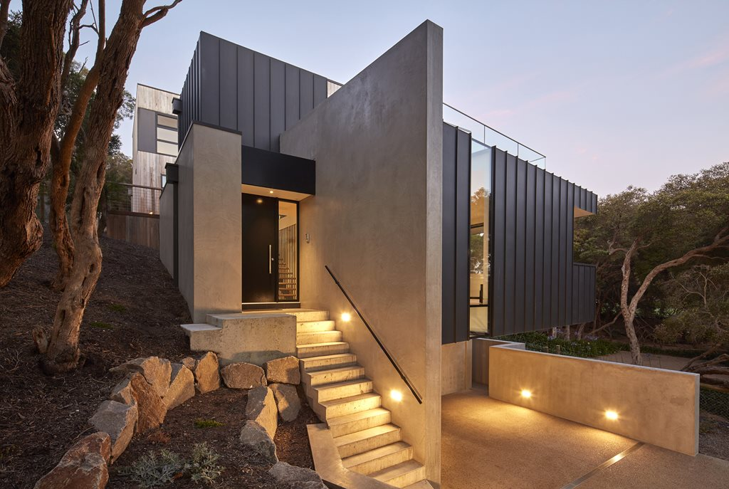 Beach House Alteration Provides Additional Living And