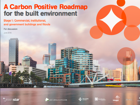 Smart Cities Council: GBCA carbon positive roadmap only possible with smart solutions