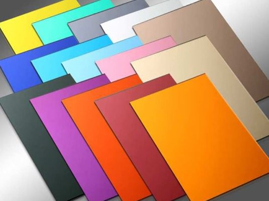 EuroMir® FABBACK® mirrored acrylic for displays and food service applications