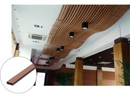 Kingwood Composite Timber Ceiling by Australia National Building Material