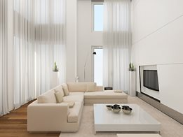 Acoustic Curtains for sound absorption