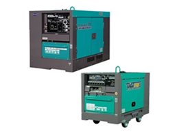 DENYO Industrial Diesel Welders from REDSTAR Equipment