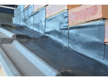 Lead free flexible roof flashings from wakaflex for Flexible roofing material
