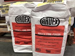 Perfect your floor installation with AFS and ARDEX