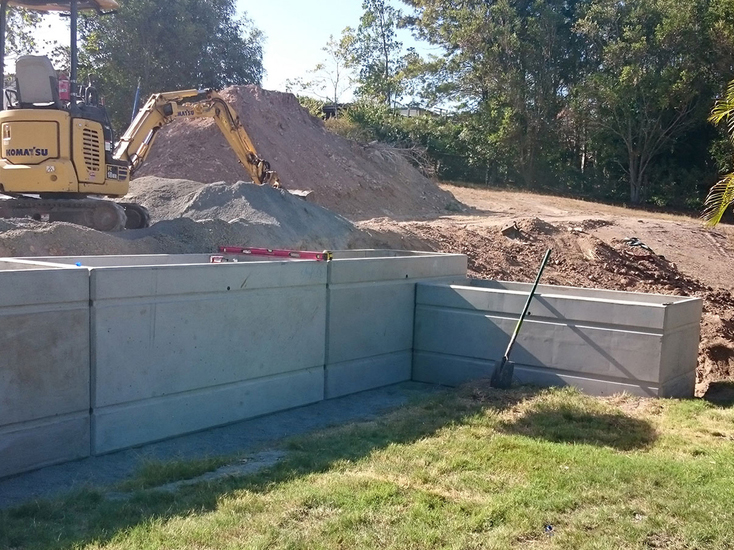 Kingspan Water & Energy Tank Walls