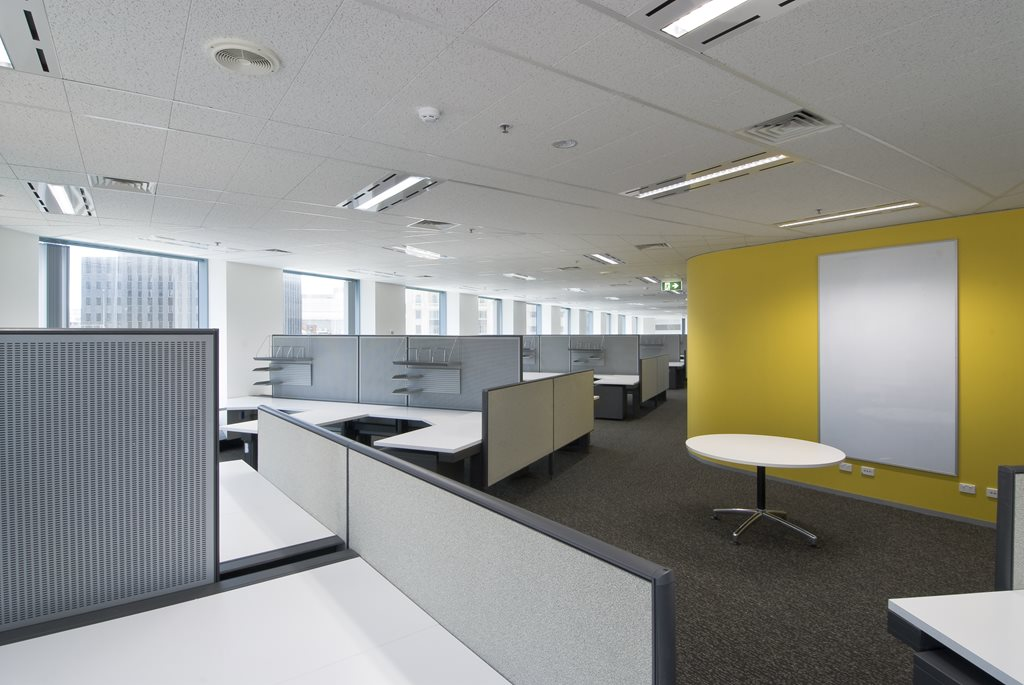 OWA Mineral Fibre Ceiling Tiles Provide Crisp Finishes and Premium Acoustics