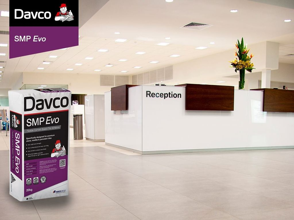 Davco Tile Adhesives - for all types of tiles, applications and ...