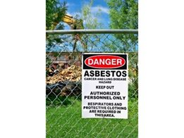 Asbestos Inspections for Management and Refurbishment & Demolition