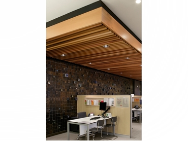Architectural Linear Timber and Acoustic Panels from Screenwood