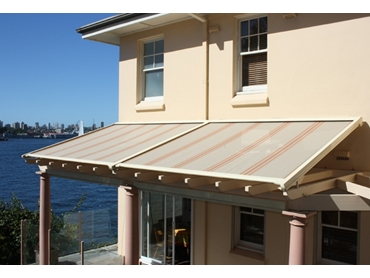retractable awnings by helioscreen australia and new