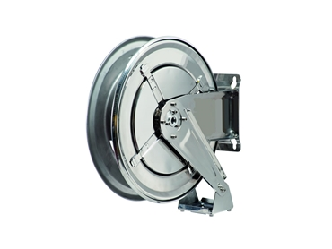 Durable SS550 Series Stainless Steel Spring Rewind Reels l jpg