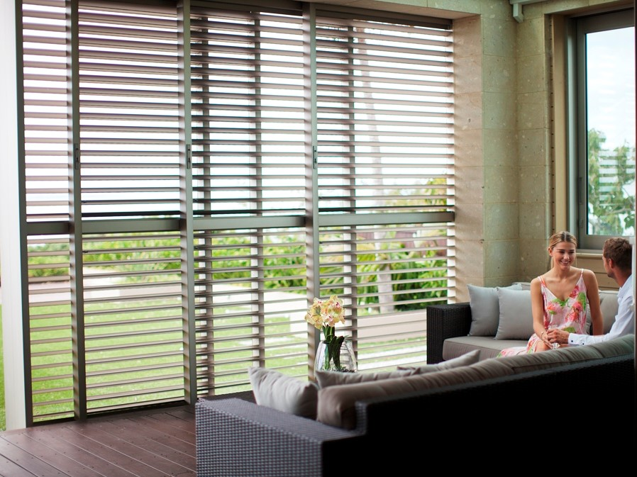 Coastal Shutters by LouvreTec
