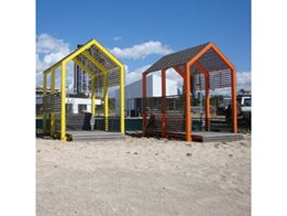 Eco Friendly Outdoor Furniture and Park Equipment from Moodie Outdoor Products