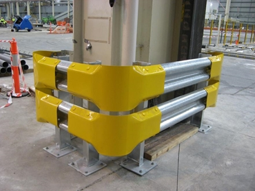Building guardrails from Armco