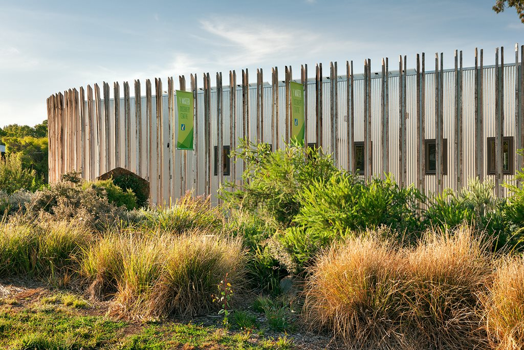 Yea Wetlands Visitor Information Centre By Zen Architects