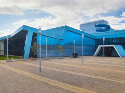 Bondor Equitilt Versatile Insulated Architectural Panel Elizabeth Aquadome Sports Centre