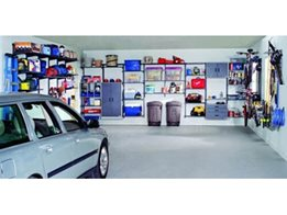 Adjustable Garage Shelving by Garageworks