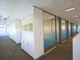 Supreme and Econo Aluminium Partitioning: Durable and a strong with high degree of acoustical privacy