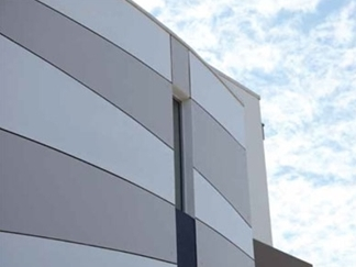 Certifiably reliable thermal façade cladding Exsulite™ from Dulux® Acratex®