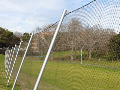 Ronstan Tensile Architecture Safety and Fall Protection Prince Alfred Park