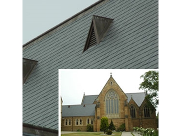 Authentic Spanish Roofing Slate from FA Mitchell and Co