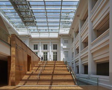 Beyond restoration: Supreme Court & City Hall, Singapore by