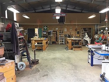 The Tumbarumba Men's Shed