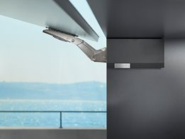 AVENTOS: Overhead wall cabinet solutions