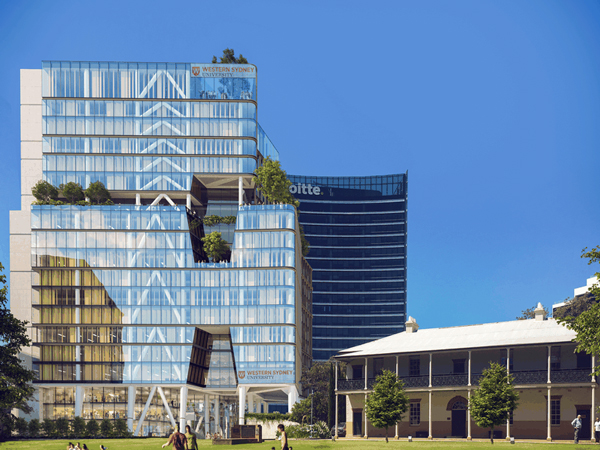 Parramatta innovation hub
