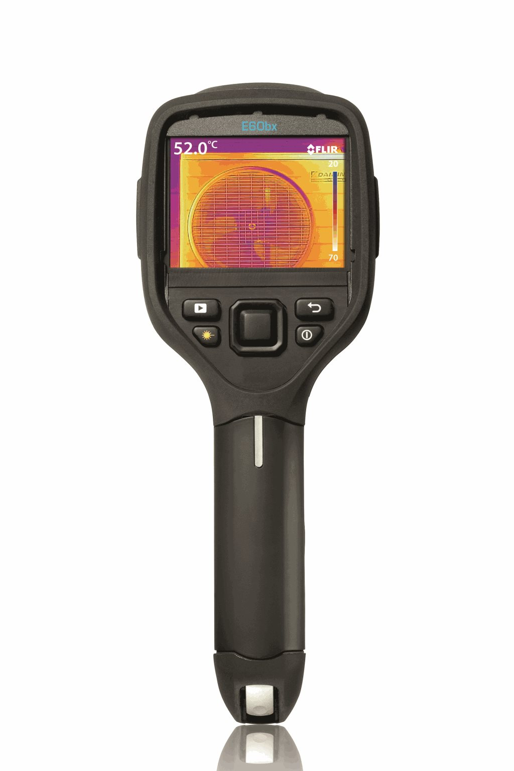 Exx- Series Thermal Imaging Cameras for Industrial Professionals