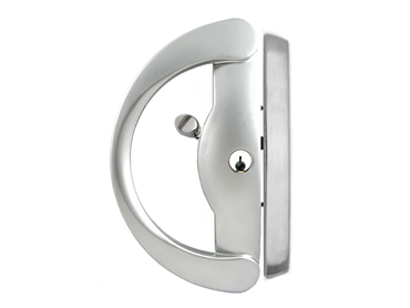 Detailed product image of residential commercial sliding door hardware