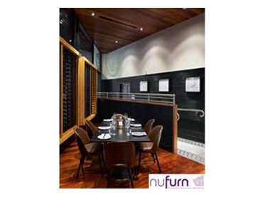 Restaurant Chairs and Tables from Nufurn