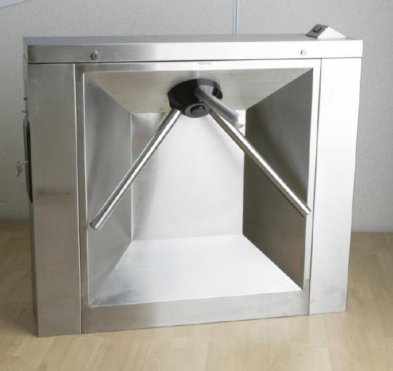 TriFlo Concept Half-height Turnstile