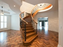 Curved and Spiral Staircases From S & A Stairs