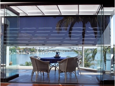 Retractable External Blinds For Commercial And Residential Applications  From Issey Sun Shade Systems | Architecture And Design